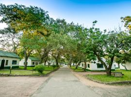 Victoria Falls Rest Camp and Lodges, Victoria Falls