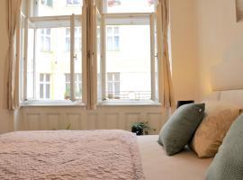 Apartment Mikulandska, Praga