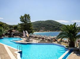 Blue Green Bay, Panormos Skopelos