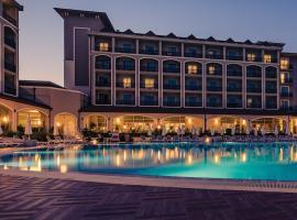 Paloma Oceana Resort - Luxury Hotel, Side