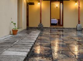 Hotel Residencia del Puente, Quetzaltenango