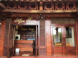 Ngoc Toan Hotel, Донг-Хои