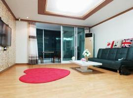Jeonpo Cafe Street House, Pusan