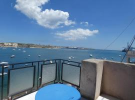 Seafront Birzebbuga Flat for 6, Birżebbuġa