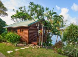 Erasmus Cove Tobago, Parlatuvier