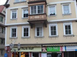 Hesse-Appartement Calw