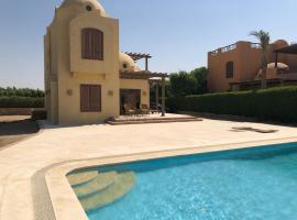 Sabina Villa with Pool, Hurghada