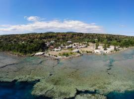 Tanna Evergreen Resort & Tours, Tanna Island