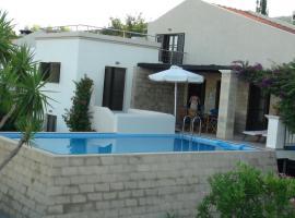 Villa Marcella, Kalathos