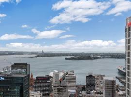 Quinovic Viaduct Metropolis Penthouse City Hub, Auckland