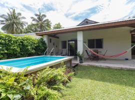 Mango Cottage, Rarotonga