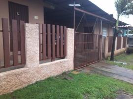 Habitaciones Saldana Panama, Burunga