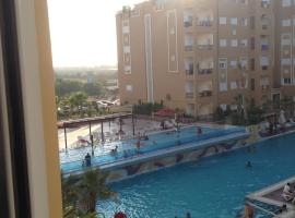 Folla aqua resort, Sousse