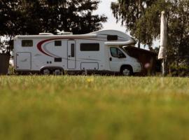 Erlebniscamping Lausitz - Campingplatz Ortrand / Camping Dresden