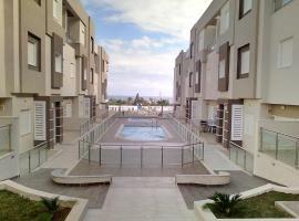 triplex Maryam, El Ahmar