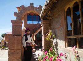 Taquile tumi titikaka lodge, Huillanopampa