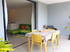 Muriavai Apartment by Tahiti Homes, Papeete