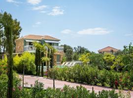 Afrodite Luxury Villa, Svoronáta