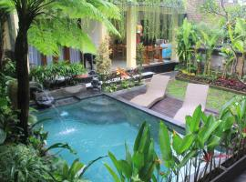 Donald Home Stay, Ubud