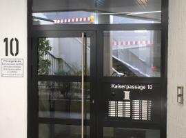 Gästehaus Kaiserpassage- Ihr Cityhostel
