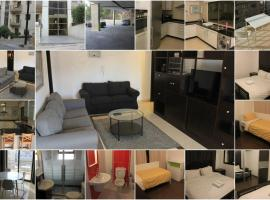 Cozy Apartment Secure Compound, Amman