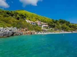 Adrina Beach Hotel, Panormos Skopelos