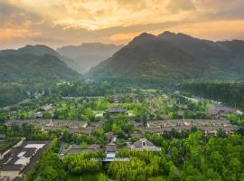 Six Senses Qing Cheng Mountain, Dujiangyan