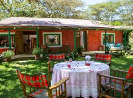 Vibrant Farmhouse in Naivasha: The Workshop, Naivasha