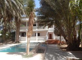 Sakeena, Nouakchott
