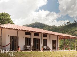 Finca Mariposa Coffee Plantation, Jardin