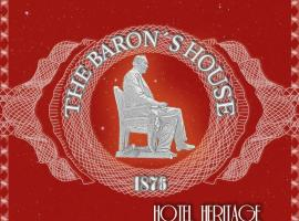 La casa del Baron o Baron`s House Heritage, Tupiza