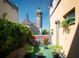 Ferienwohnung am Schloss Gründerzeit