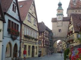 Pension Elke Rothenburg