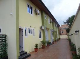 Alexia's Place Hotel, Lagos