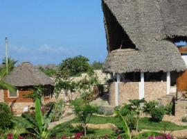 Casa Cora Kenya 02 is 2 bedroom apartment in spectacular location., Watamu