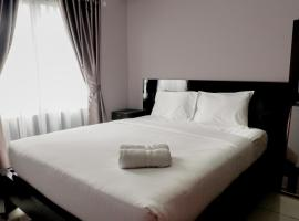 Comfy 2BR Apartment at Sudirman Park By Travelio, Jakarta