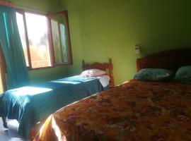 Residencial Las malvinas, Bermejo