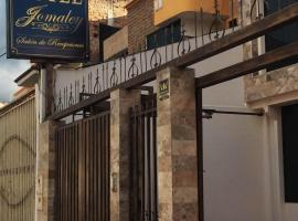 Real Hotel Jomaley, Loja