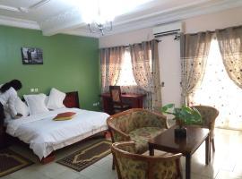 Hotel Vallee des Rois, Douala