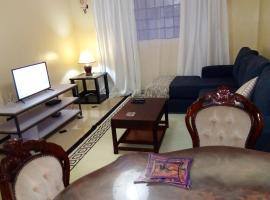 Cosy 3 bedroom apartment in Kilimani, near Yaya, Nairobi
