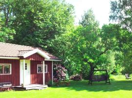 Three-Bedroom Holiday home in Oksbøl 28, Högås