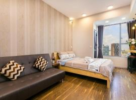 Luxury Rivegate Apartment, Хошимин