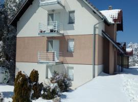 Apartman Krstic, Divčibare