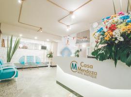 Casa Mendoza Hotel Boutique, Bucaramanga