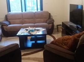 Harfoush's home, Ramallah