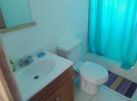 Sunkey's place- Sarans apartment #2, Craighton
