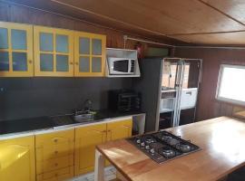 Casa las Lengas, Coihaique