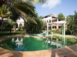 Banana House and Wellness Centre, Lamu