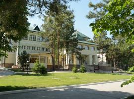 Borvikha Hotel & Spa, Berdsk