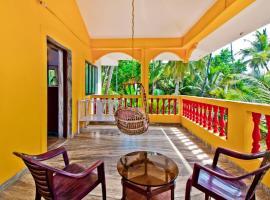 Morjim beach villa, Morjim